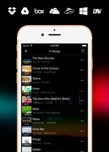 aplicaciones para descargar musica sin wifi