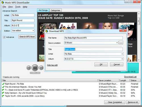 Music-MP3-Downloader