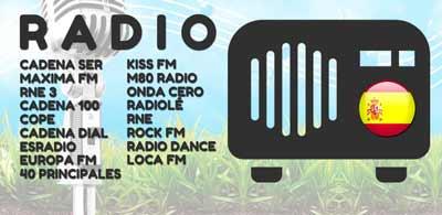 Radios de España: