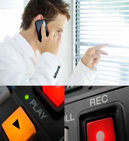 Aplicación para grabar llamadas