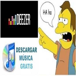 Cómo-descargar-musica-deezer-gratis