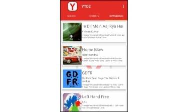 YTD2 para Android