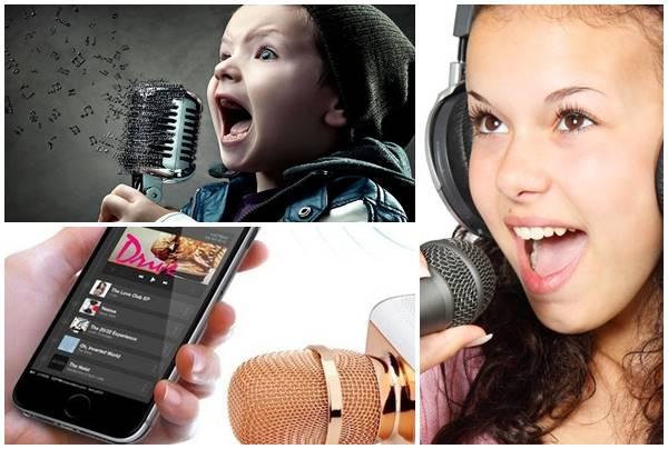 apps para cantar