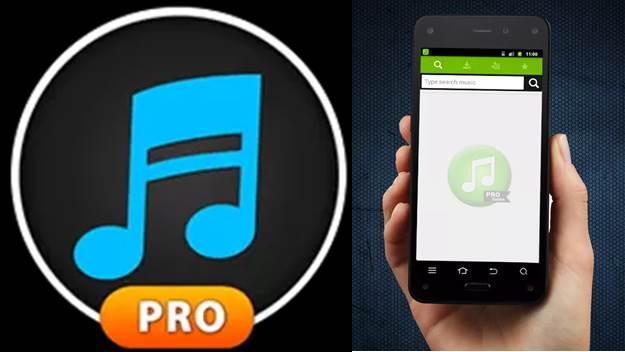 logo de mp3 music downloader