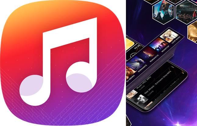 logo y publicidad de music download paradise