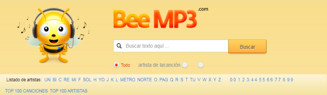 logo de bee mp3