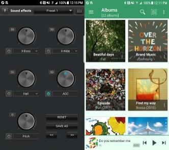 características especiales de la app